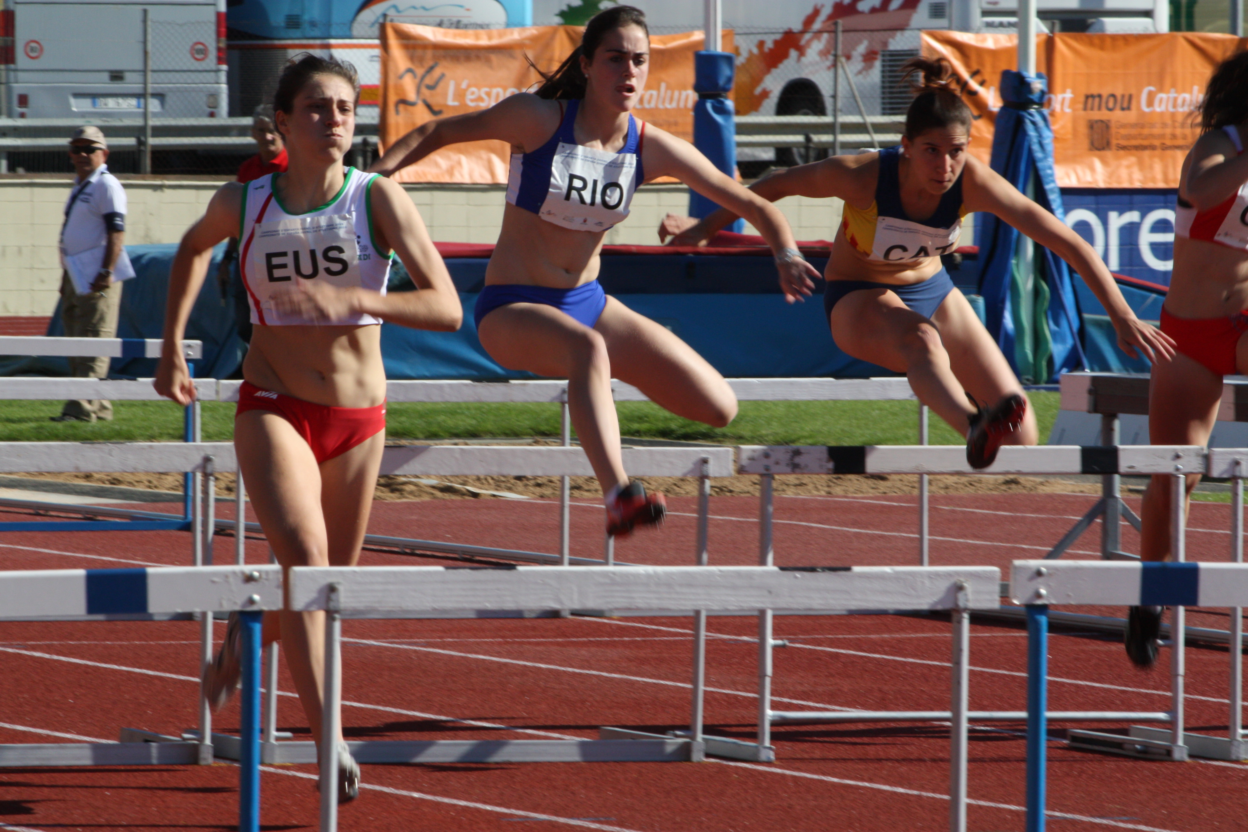 Foto de Patricia Ortega convocada con la selección Española