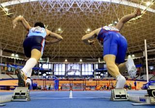 Foto de Campeonato de España de Pista Cubierta Cadete