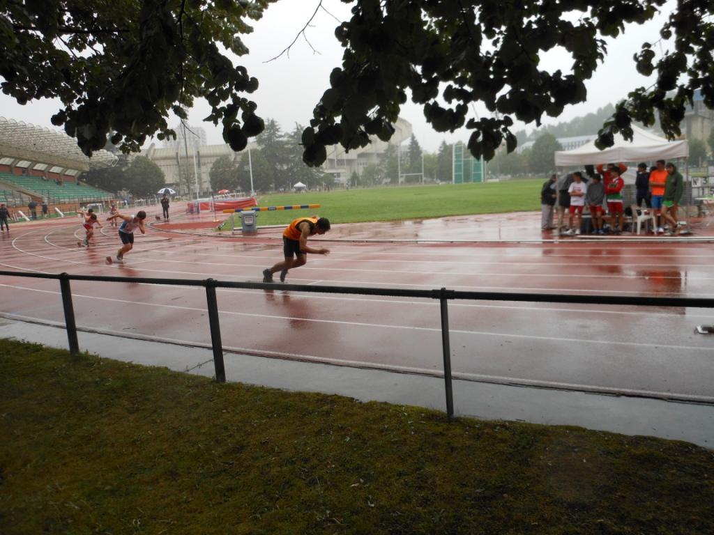 Foto de Campeonato de España Juvenil Aire Libre en Durango