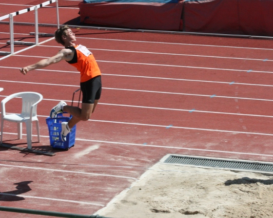 Foto de Resultados del Campeonato de España juvenil en Durango
