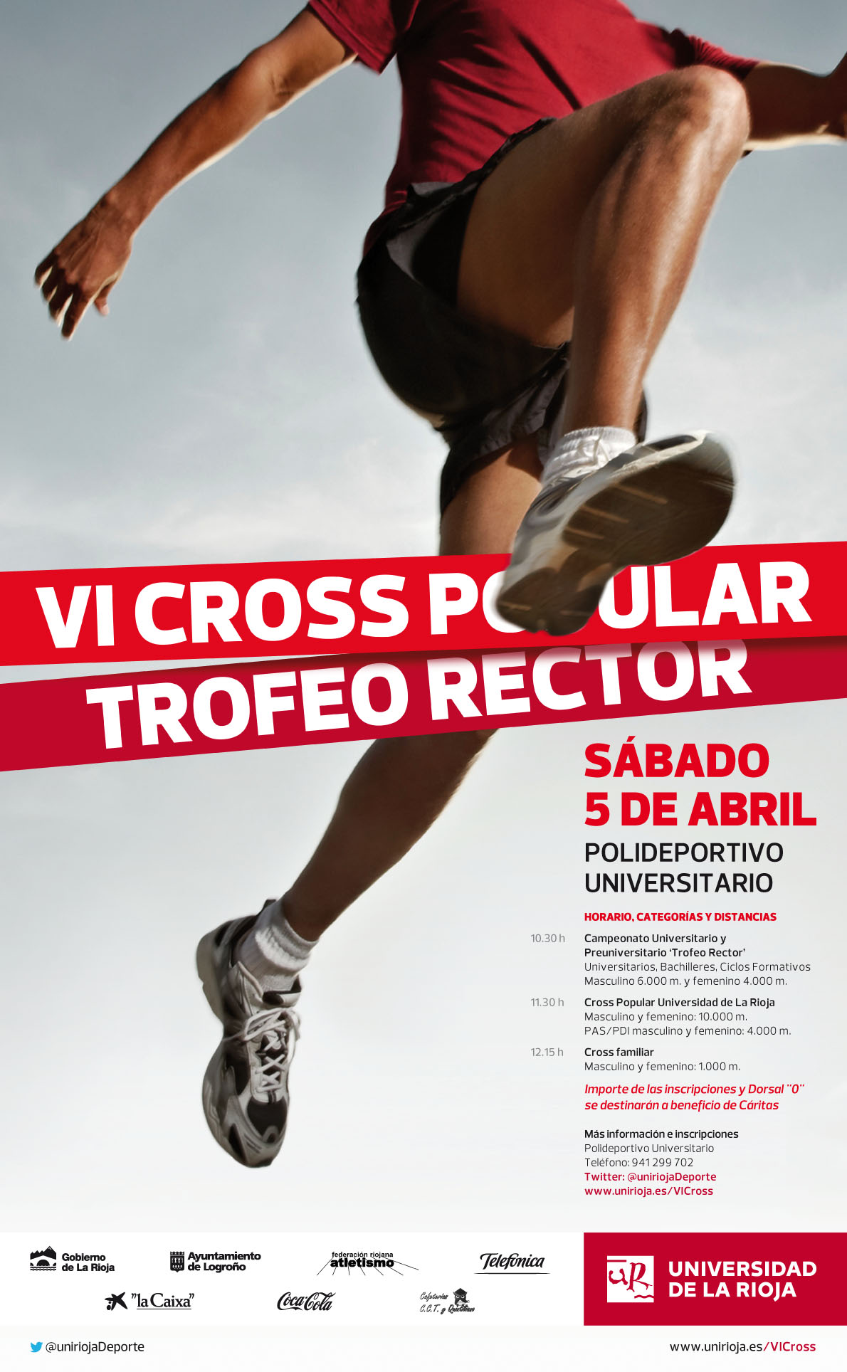 Foto de VI Cros Popular Universidad de La Rioja