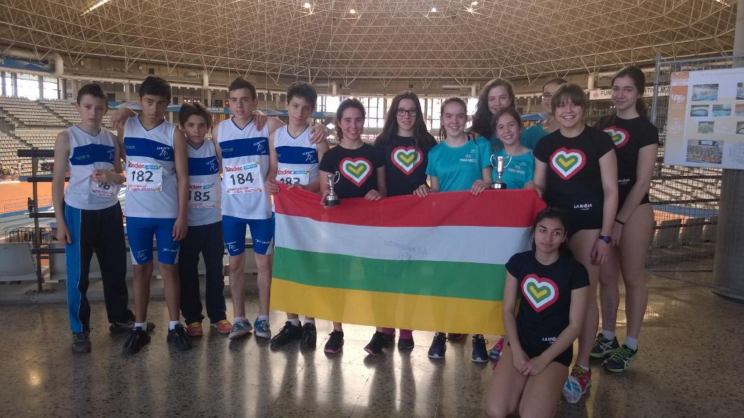 Foto de V Campeonato 'Divirtiéndose con el Atletismo'