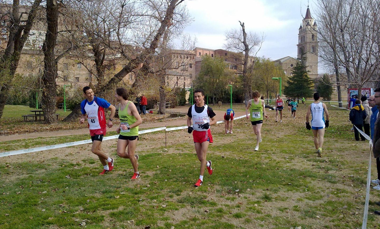 Foto de Campeonato de La Rioja de Cross por Clubes en Calahorra