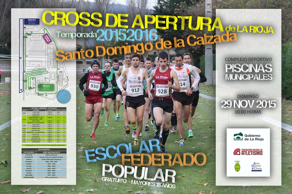 Foto de Cross Apertura - Inscritos