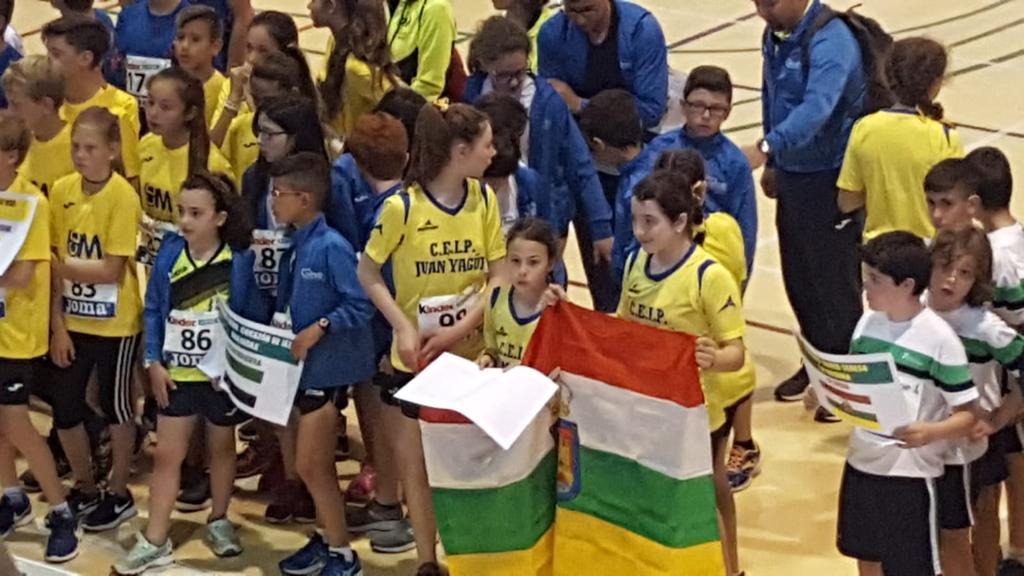 La Rioja en Jugando al Atletismo